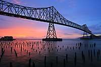 Astoria-Megler Bridge Sunset
