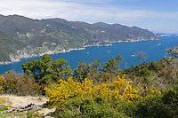 Hike from Levanto to Monterosso, Cinque Terre, Italy